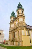Gruessau-Abtei Lizenzfreies Stockfoto