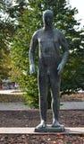 Grugapark de la escultura Foto de archivo