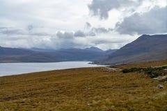 Gruinard-Bucht, westlich Ullapool, Schottland lizenzfreies stockbild