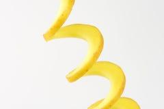 Gruli spirala zdjęcie stock
