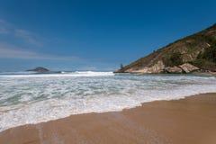 Grumari plaża zdjęcie royalty free