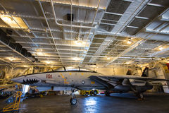 Grumman φ-14A Tomcat Στοκ εικόνα με δικαίωμα ελεύθερης χρήσης