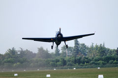 Grumman Avenger - at La Comina 100 anniversary Stock Photos