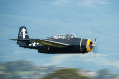 Grumman Avenger Stock Photo
