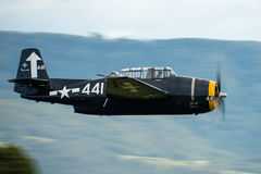 Grumman Avenger Royalty Free Stock Photo