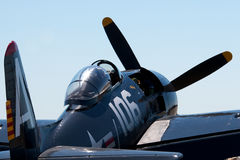 Grumman F8F Bearcat Royalty Free Stock Photo