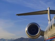 Grumman Gulfstream Imagenes de archivo
