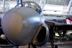 Grumman A-6 intruz obraz stock