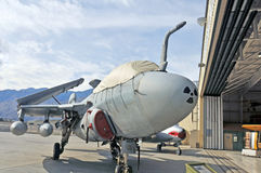 Grumman Prowler Στοκ εικόνες με δικαίωμα ελεύθερης χρήσης