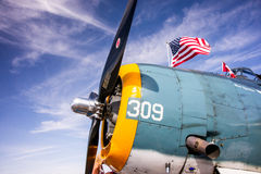 Grumman TBF Avenger Royalty Free Stock Photo