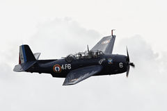 Grumman TBM Avenger Stock Photography