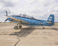 Grumman TBM -3 Avenger Royalty Free Stock Photos