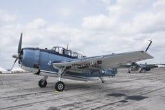 Grumman TBM -3 hämnare arkivfoton