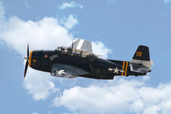 Grumman TBM-3R Avenger Royalty Free Stock Images