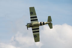 Grumman Wildcat (Martlet) vintage aircraft Royalty Free Stock Image