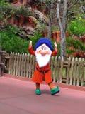 Grumpy Daze. Theme Park Magic royalty free stock image