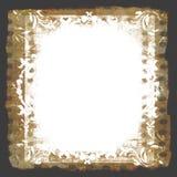 Grun decorativo del tessuto dell'annata illustrazione di stock
