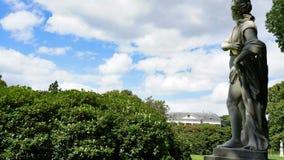 grund dof-park Royaltyfria Bilder