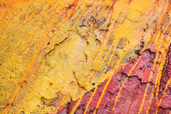 grund surface textur för abstrakt bakgrundsdof-metall Royaltyfri Bild
