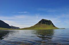 grundarfjorur Исландия Стоковые Изображения RF