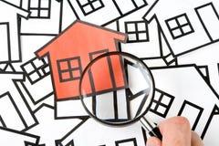Grundbesitz-Konzept lizenzfreie stockfotos