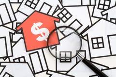 Grundbesitz-Konzept lizenzfreie stockbilder