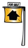 Grundbesitzzeichen lizenzfreie abbildung