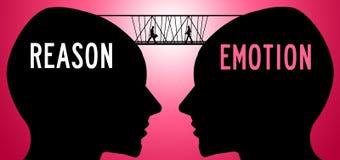Grundgefühl vektor abbildung