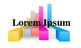 Grundlegendes Element Infographic Lizenzfreie Stockfotos