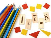 Grundschulausbildung Lizenzfreie Stockbilder