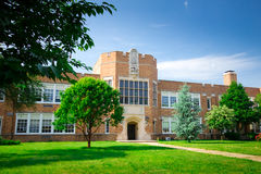 grundskola Arkivfoto