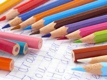 grundskola för barn mellan 5 och 11 år Arkivbild