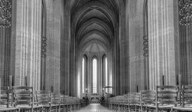 Grundtvigs教会在哥本哈根,丹麦 免版税库存图片