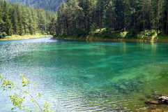 Gruner see, Austria Royalty Free Stock Image