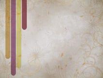 Grunge与数据条的背景纹理 免版税库存照片