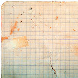 grunge例证纸张页向量 图库摄影