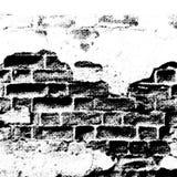 grunge墙壁 图库摄影