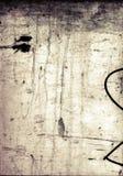 grunge墨水被弄脏的纹理 图库摄影