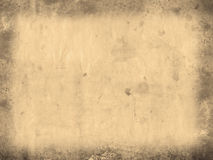 Grunge框架 免版税库存图片