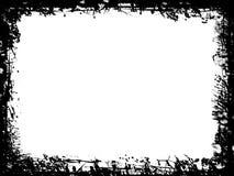Grunge框架 免版税库存照片