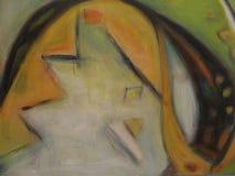0022 grunge油漆 库存图片