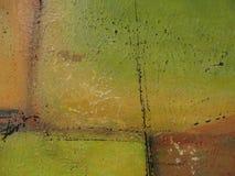 0022 grunge油漆 库存照片