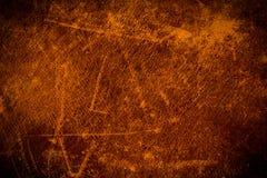 Grunge皮革纹理 图库摄影