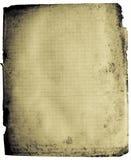 grunge笔记本页 免版税库存图片