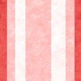 grunge红色数据条 免版税库存照片