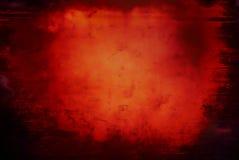 Grunge红色背景纹理 免版税图库摄影