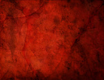grunge红色 免版税图库摄影