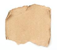 grunge纸张 免版税库存图片