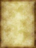grunge纸羊皮纸 向量例证