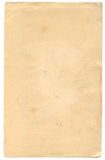 grunge老纸张 免版税库存图片